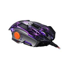 Buy RAJFOO Laser 8 Keys Gaming Mouse Macro Programming 128k Memory 4000DPI 5 Colors Backlit USB Mice Gamer Computer Game for $22.54 in AliExpress store