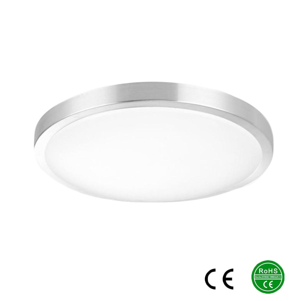 LED ceiling lights Dia 325mm aluminum+Acryl High brightness 220V 230V 240V,Warm white/Cool white,15W 25W 30W Led Lamp<br><br>Aliexpress