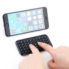 [Newest] 1pcs Mini Wireless Bluetooth 3.0 Keyboard for iPad2/3/4 for iPhone 4S 5 for Android OS PC C1(China (Mainland))