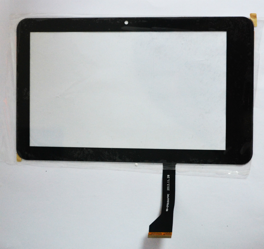 2pcs/lot tablet Freelander New 7'' SD-07010V1FPC Tablet Touch Screen Digitizer Glass Panel Sensor Replacement External Panel(China (Mainland))