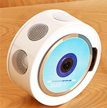 Consumer Electronics 2015 new hot Wall mounted cd audio household wall cd player cd player Consumer
