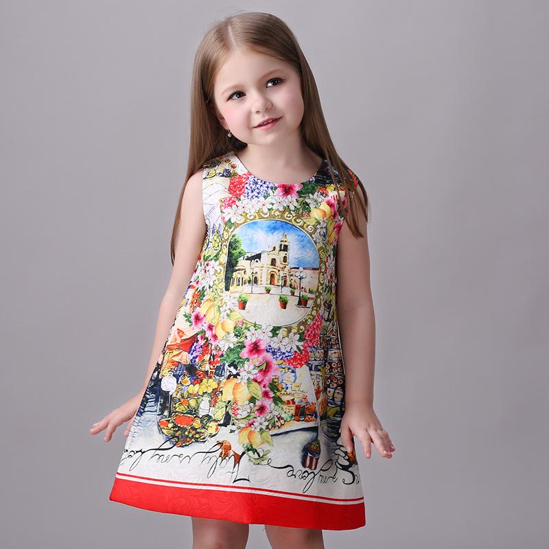 Купить Летние Платья Для Девочек 11 Лет