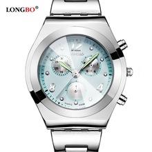 Fashion LONGBO Watch Women Clock 2016 Quartz Wrist Watches Ladies Famous Luxury Brand quartz-watch Relogio Feminino Montre Femme