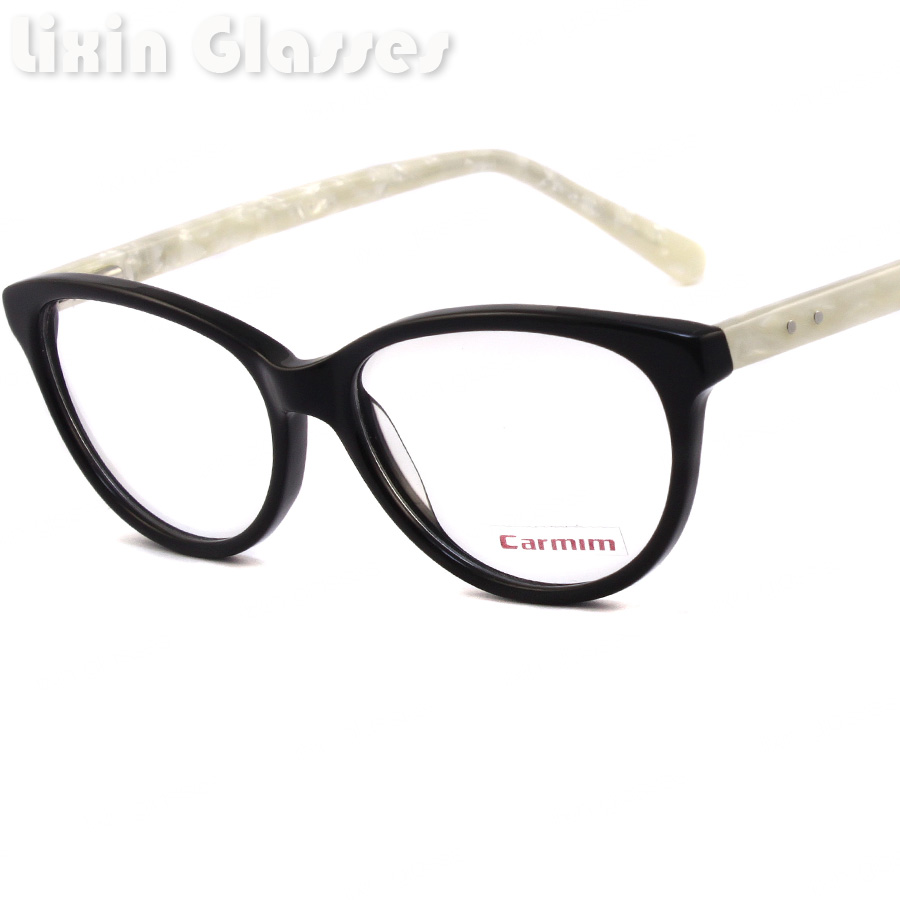 Acetate Eyeglasses Frame : Aliexpress.com : Buy Classic Design Ladys Cat eye Acetate ...