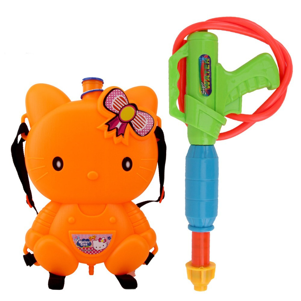 Water Toys For Boys : High pressure backpack water gun kids toys plastic