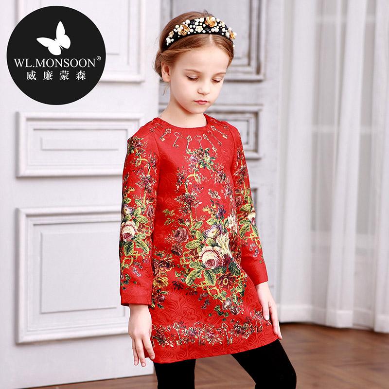 MONSOON girl princess dress  2-14A YF10<br><br>Aliexpress