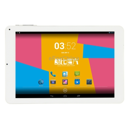 CUBE TALK9/U39GTS White MTK8389T Quad Core 1.5GHz 1GB+16GB 9.0 inch 3G Android 4.2 Tablet PC WCDMA & GSM Network(China (Mainland))