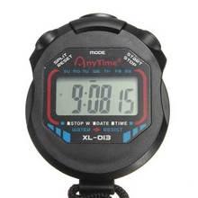 Tradenium Waterproof Digital Chronograph Timer Stopwatch Counter Sports Watch(China (Mainland))