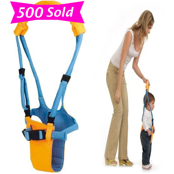 Hot Sale Baby Walking Assistant Learning Walk Assistant Safety Baby Harnesses Moon Baby Walkers Baby Walking Wing Free Ship BD09(China (Mainland))