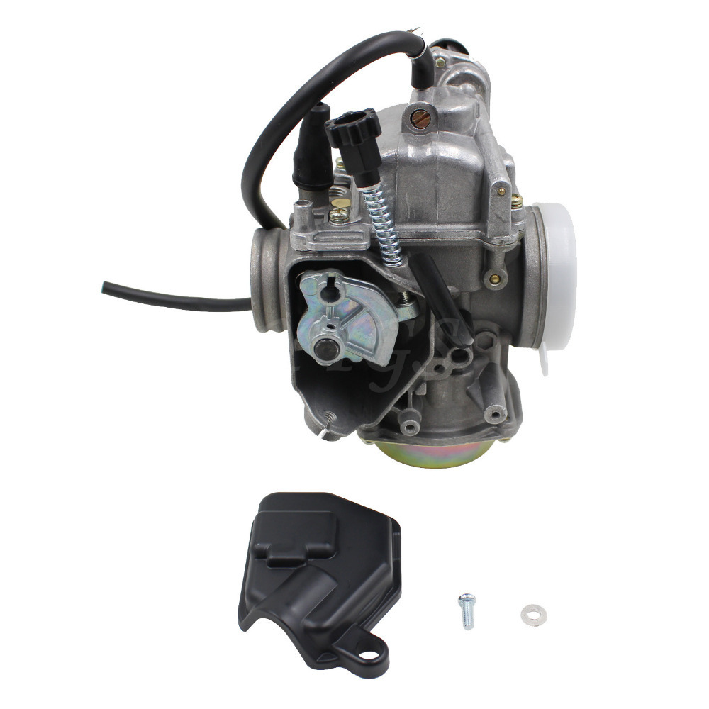 Carburetor Carb Throttle Base Cover Screw For HONDA TRX350FM TRX350TE TRX350TM TRX350FE TRX350ES 4X4<br><br>Aliexpress
