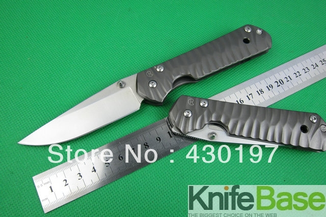 Охотничий нож CR Classica Sebenza 21 440C 58HRC 1 01968(1pcs/lot)