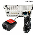 Android USB 2 0 automobile car DVRs Front Camera Digital Video Recorder DVR Camera For Android