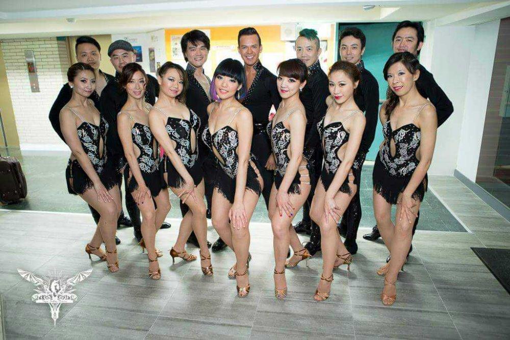 sexy dance team video