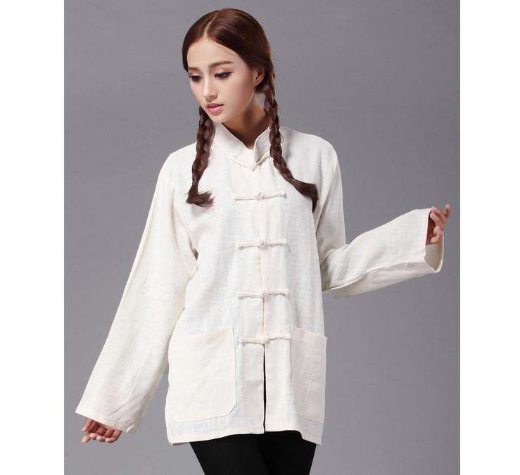 Этнические Рубашки Блузки Китай Купить