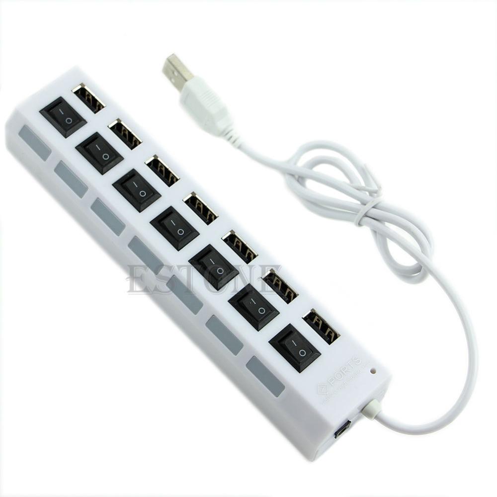 USB-хабы из Китая
