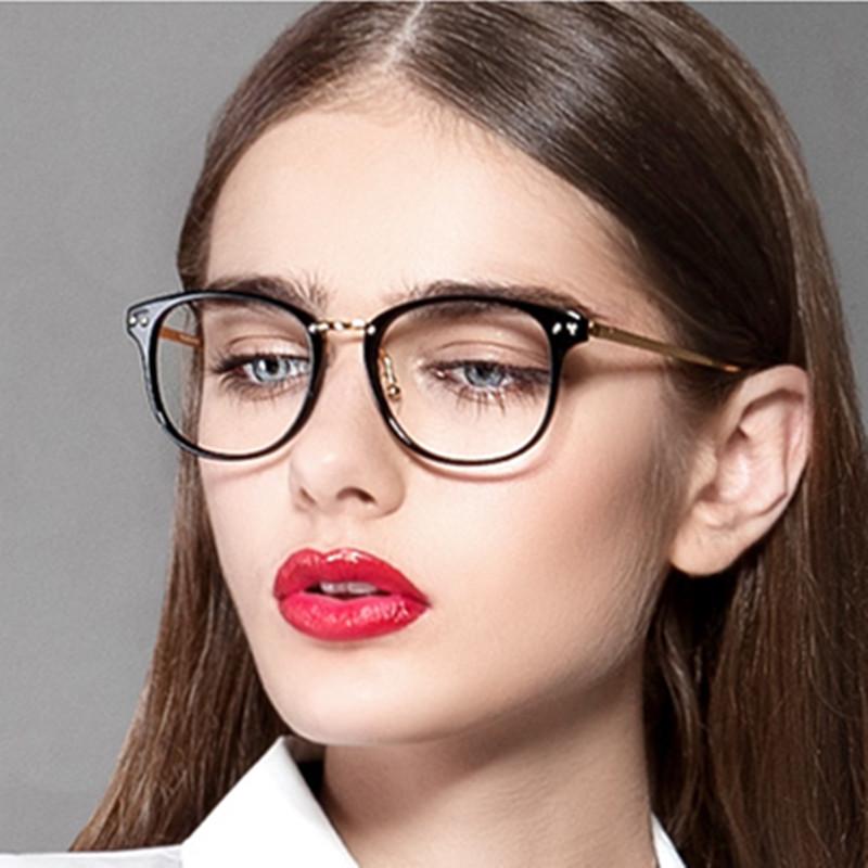 Очки для зрения женские красивые93