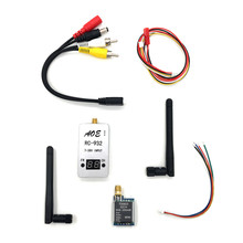 Newest 5.8G 200mW 32 CH TS5823 Transmitter + RC932 Receiver 7-30V DC Input for FPV Wifi Aerial Photo Car Video Backview System(China (Mainland))