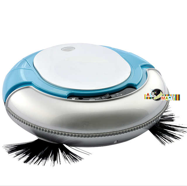 Robot Vacuum Cleaner - 4 Different Cleaning Routes and UV Sterilization  Free Shipping