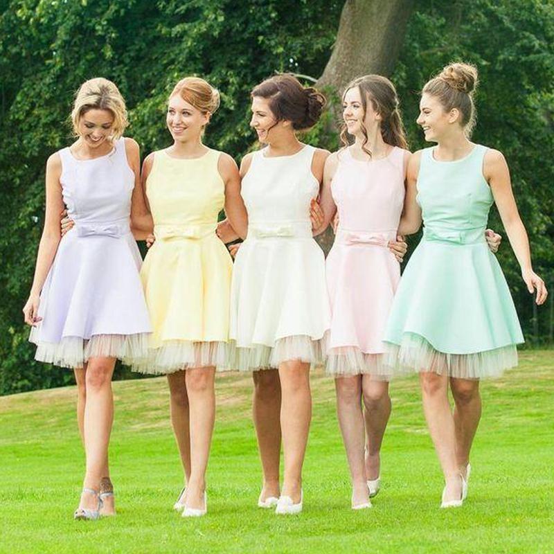 Платье для гостей на свадьбе