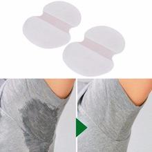4 Pair Underarm Armpit Sweat Pads Shield Absorbing Disposable Dress NEW Hot Selling(China (Mainland))