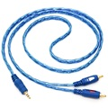 High Quality 1 5 3 5M 3 5MM Male Jack To 2RCA Male Stereo Audio Cable