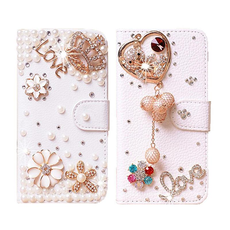 Luxury Handmade font b Phone b font font b Cases b font Bling Diamond Rhinestone font