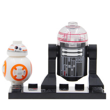 Star Wars Minifigures Single Sale Clone Trooper darth Vader darth Revan Yoda Blocks Models Building Toys For Children legoelieds(China (Mainland))