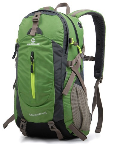 Гаджет  Free shipping travel bag sport backpack waterproof outdoor climbing mountaineering hiking camping backpack women&men 40L None Камера и Сумки