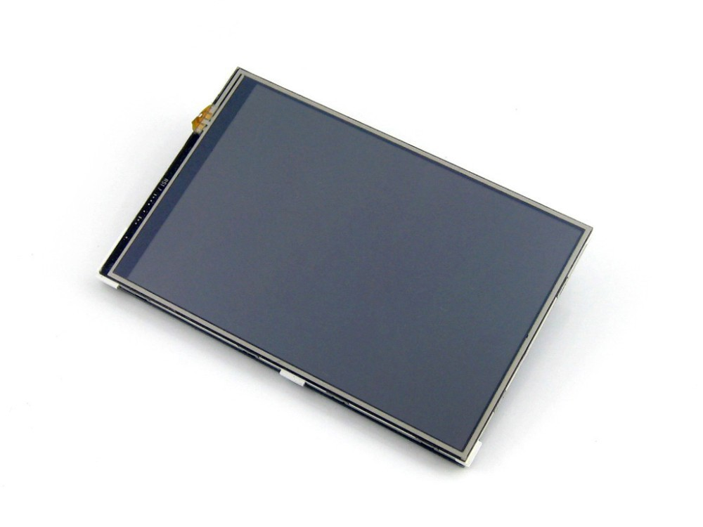 Free shipping 4 inch Touch Screen TFT LCD Designed for Raspberry Pi B/B+(China (Mainland))