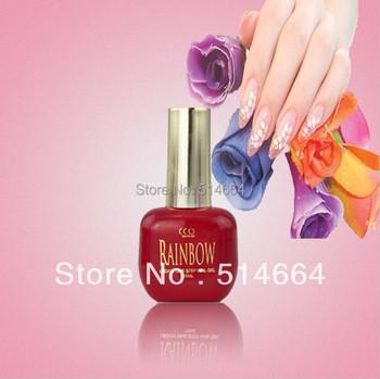 Free Shipping!!!Amazing Amazing CCO One step gel with 150 pretty colors:  Soak Off UV Gel Polish (30pcs gel polish)