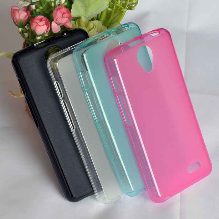 New Arrival Best Price Soft TPU Phone Case For Azumi A40c Cell Phone Cover 4 Colors Free Shipping(China (Mainland))