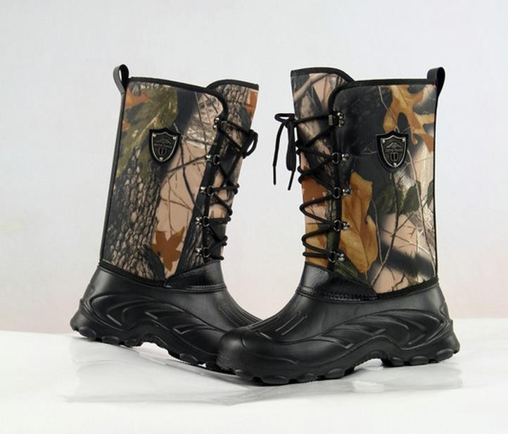 Popular mens wellington boots buy cheap mens wellington for Rubber fishing boots