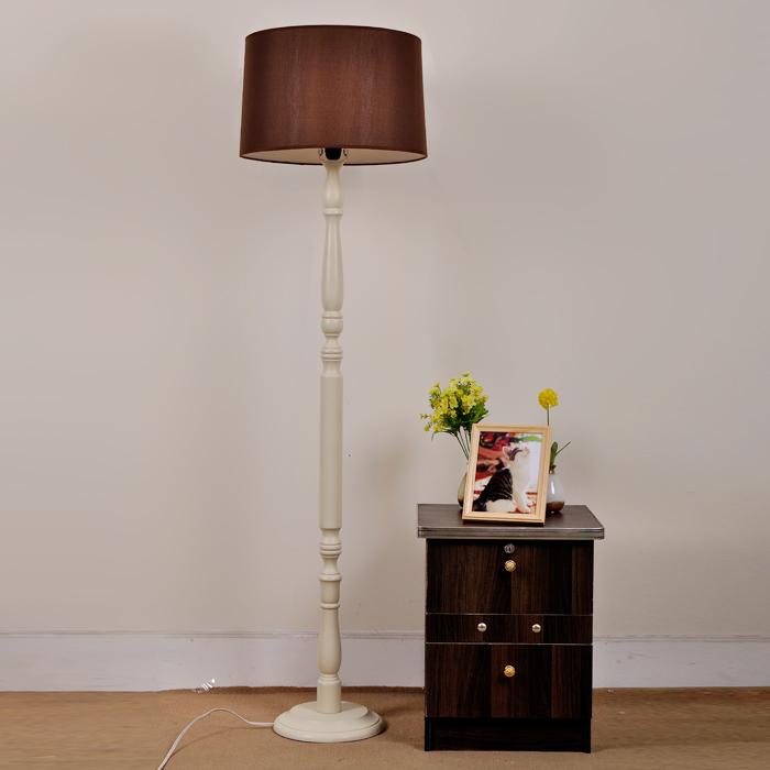 lighting american style floor lamp brief living room