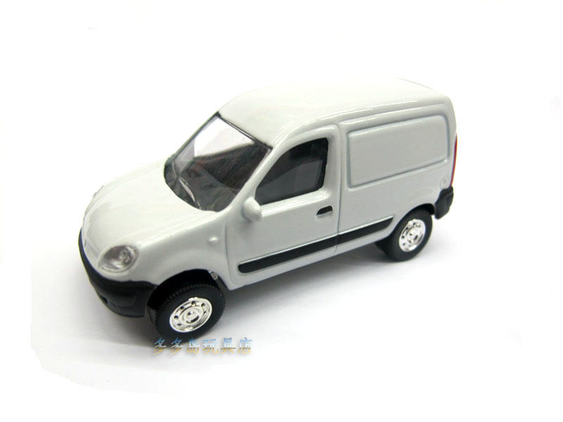 norev 1 64 kanggoo renault renault kangoo 2003 alloy car model. Black Bedroom Furniture Sets. Home Design Ideas