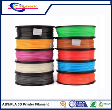 1.75/3.0mm ABS PLA Hips 3D Printer Filament, More than 20 Colors to Choose 1kg Available