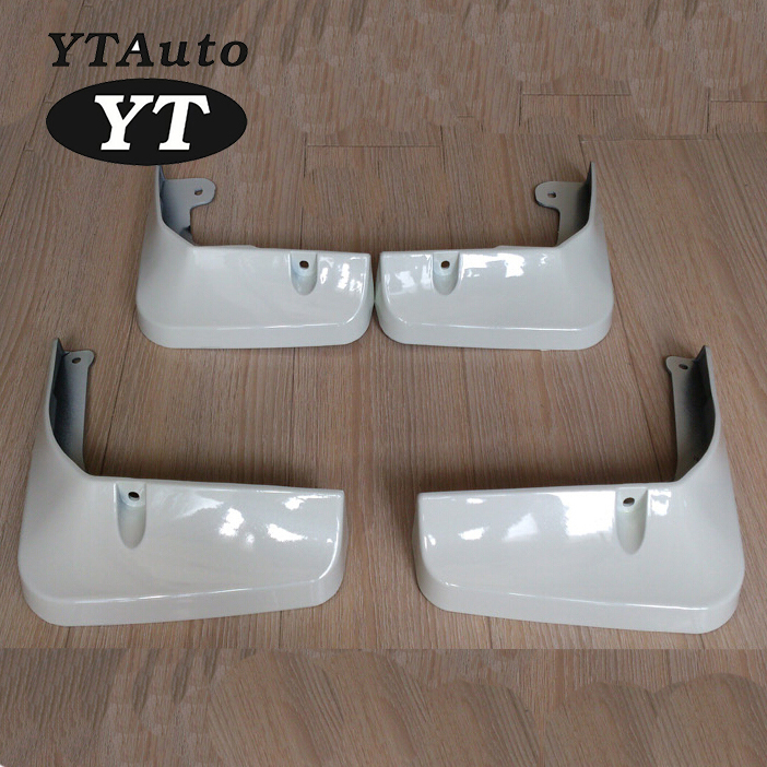 Plastic Mud Flaps Splash Guards Mudguard Set TOYOTA Camry 2015 4pPcs/lots YT-71015 - Beautify your car, enjoy life store
