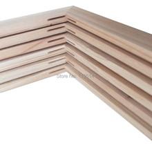 Pine Wood Stretcher Bars
