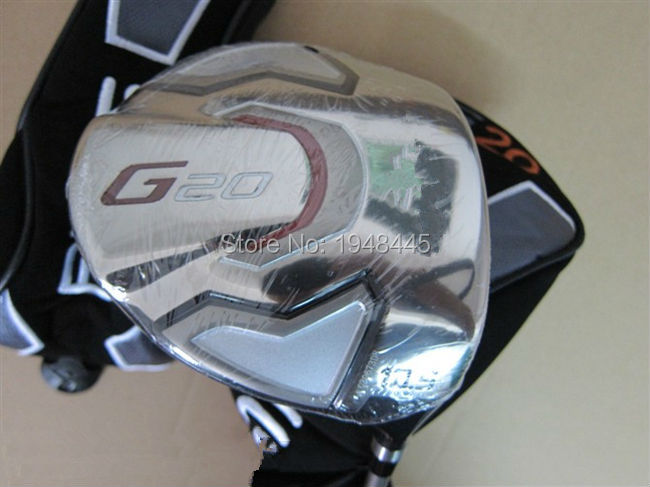 "G20 Driver G20 Golf Driver OEM Golf Clubs 9.5""/10.5"" Degree Regular/Stiff Flex Graphite Shaft With Head Cover(China (Mainland))"