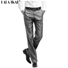 Men Suit Pants Mens Solid Trousers Brand Business Men's Pant Slimming Western Pants Formal Men Wedding Party Trousers TX239-3(China (Mainland))