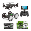 One Key to Return Multifunction Mini Drone FY602 High speed vehicle With 0 3MP WIFI Camera