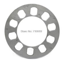 TIROL T12849c 4pcs  Universal Wheel Spacer 5 hole 8mm Aluminum Wheel adapter fit 5 lug 5X114.3 5X120 5X120.7 5X127 FREESHIPPING(China (Mainland))