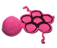 2015 Cute Newborn Crochet Outfits Design Warm Boy Cap Girl Hat Baby Cap Baby Hat For Infant Newborn Photography Prop Fotografia(China (Mainland))