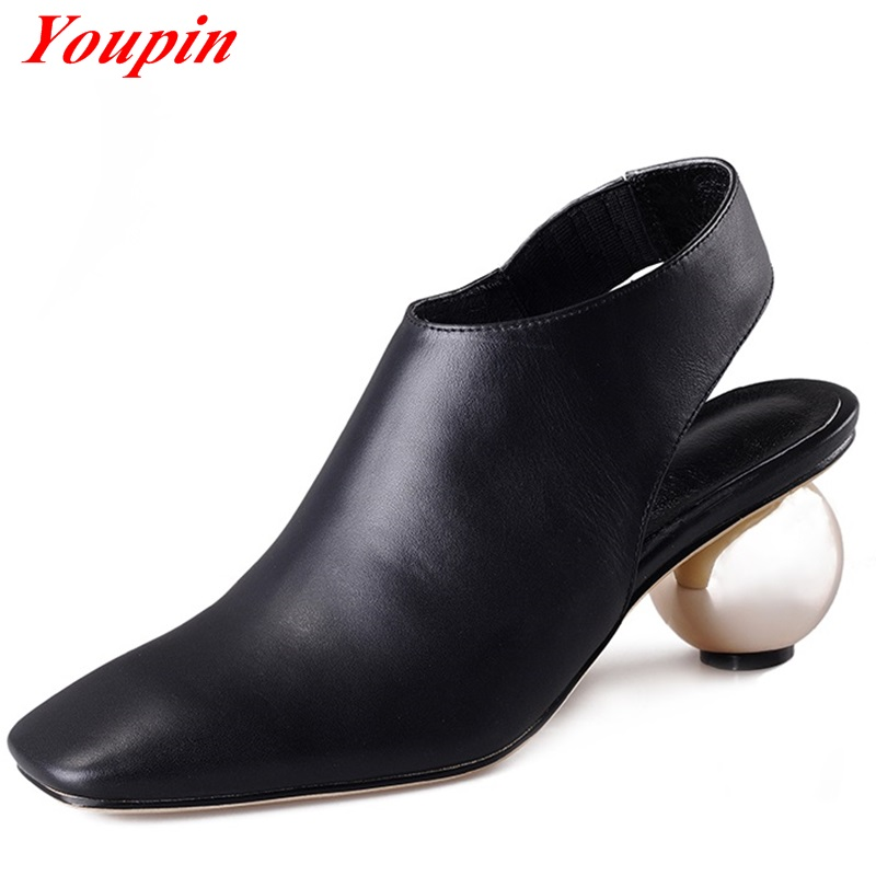 aliexpress buy square toe shoes