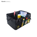 Karcle Thicken Oxford Fabric Folding Storage Box Car Accessories Multi Use Organizer Car Portable Storage Bags