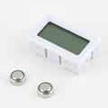 5 pcs Mini Digital LCD Indoor Convenient Temperature Sensor Humidity Meter Thermometer Hygrometer Gauge