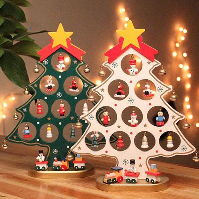 christmas tree decoration cartoon - photo #44