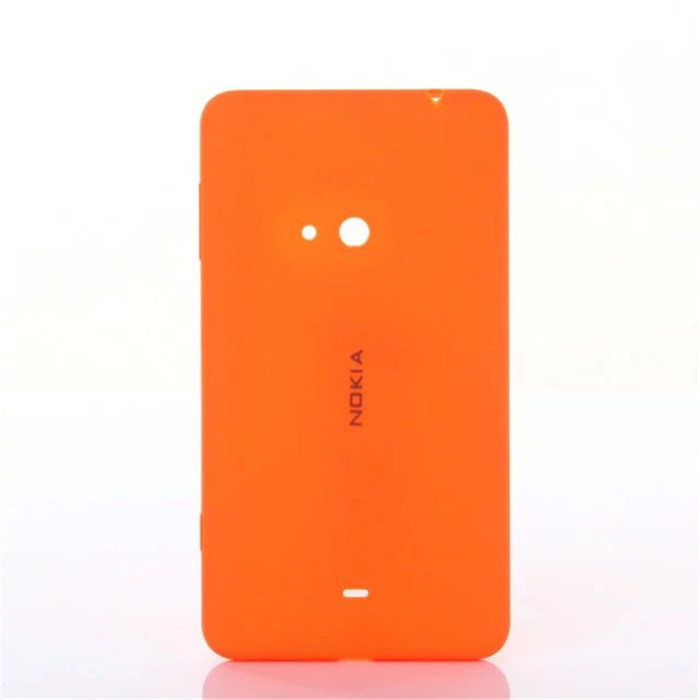 Back Cover Case Replacement For Nokia Lumia 625 , Housing Rear Battery Cover For Nokia Lumia N625 Phone Cases , With Side Button