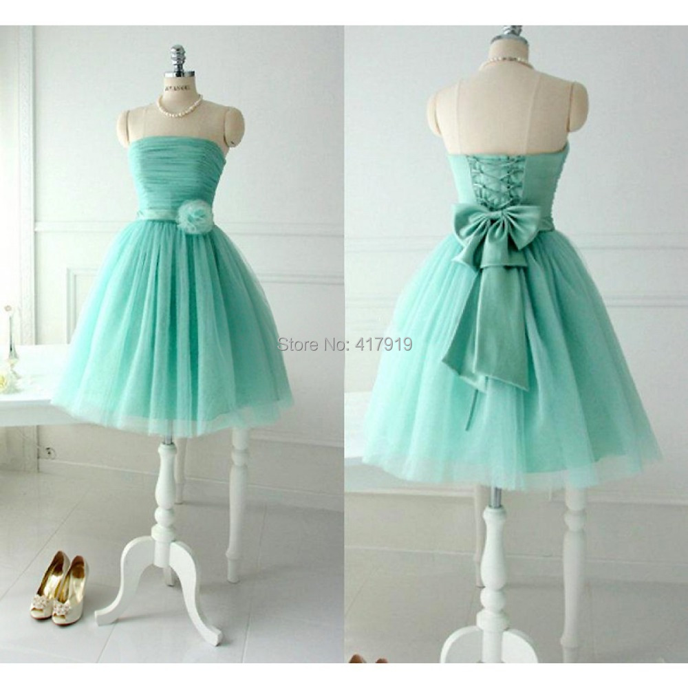 Buy cheap price 59 top quality chiffon for Mint green wedding dress