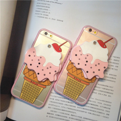 Newest font b cellphone b font case 3D Cartoon Silicone Case For iPhone 6 6 plus