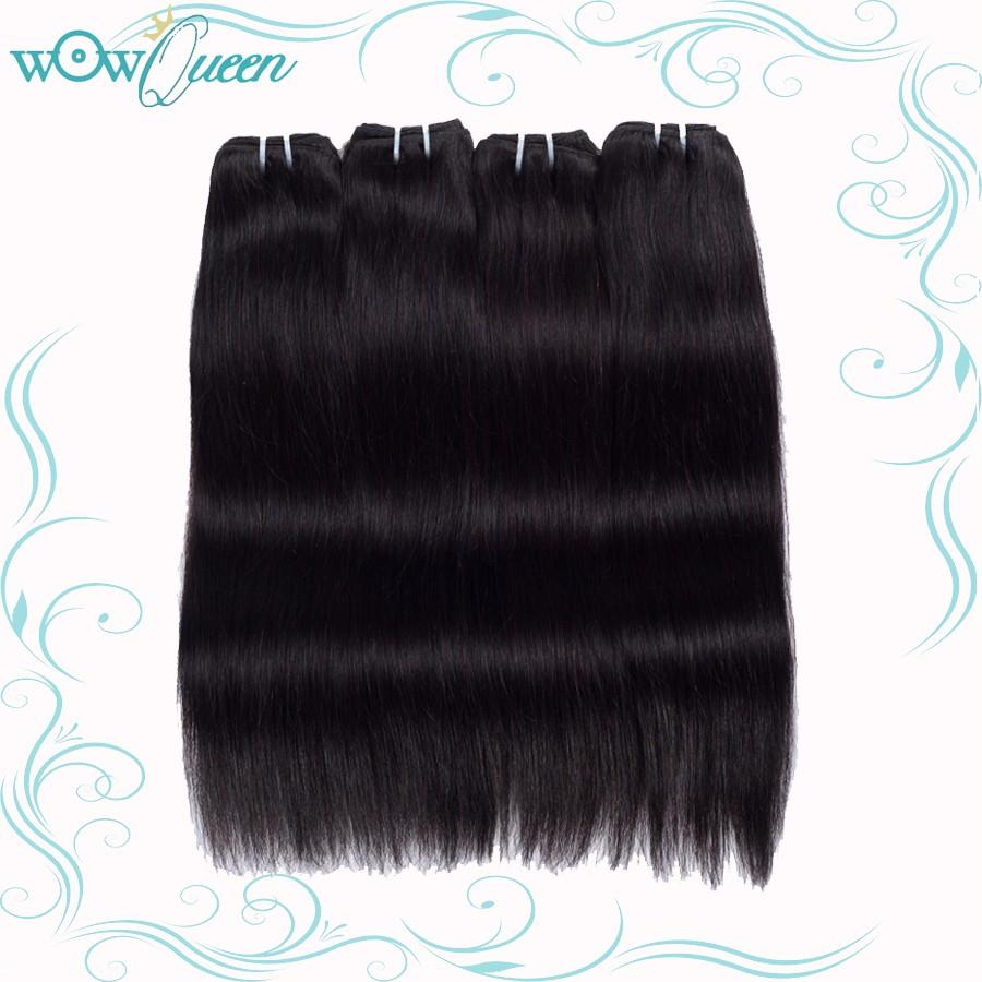 Straight Mink Brazilian Virgin Hair 3 Bundles Brazilian Straight Hair 100% Human Hair Ms Lula Brazilian Virgin Hair Straight